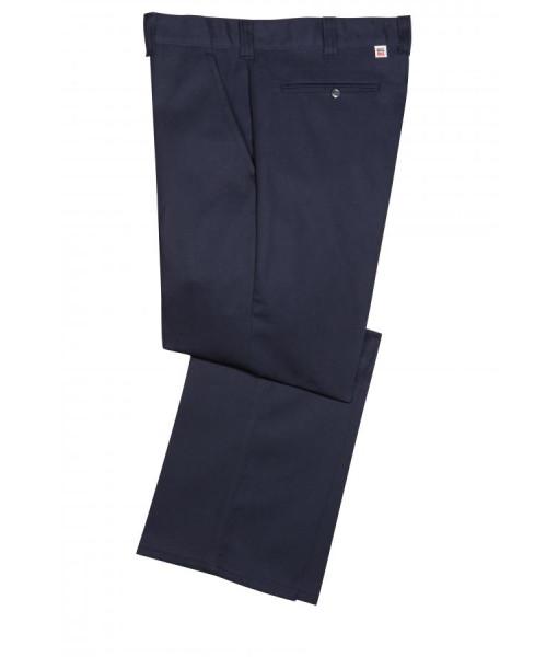 BIG BILL 2947 Pantalon de Travail Taille Basse Bleu