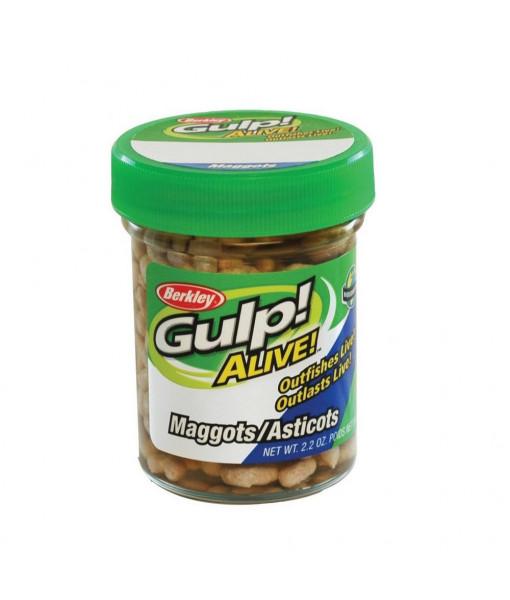 Asticots Gulp Alive En Pot