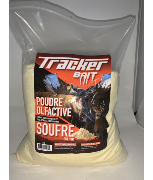 Souffre Tracker Bait