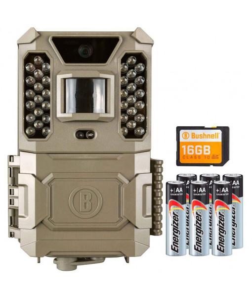 Camera Bushnell Prime 24 Combo