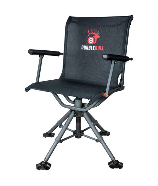 Chaise Double Bull Swivel